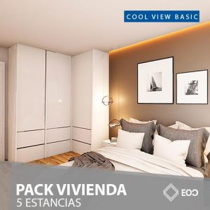 PACK VIVIENDA – 5 ESTANCIAS